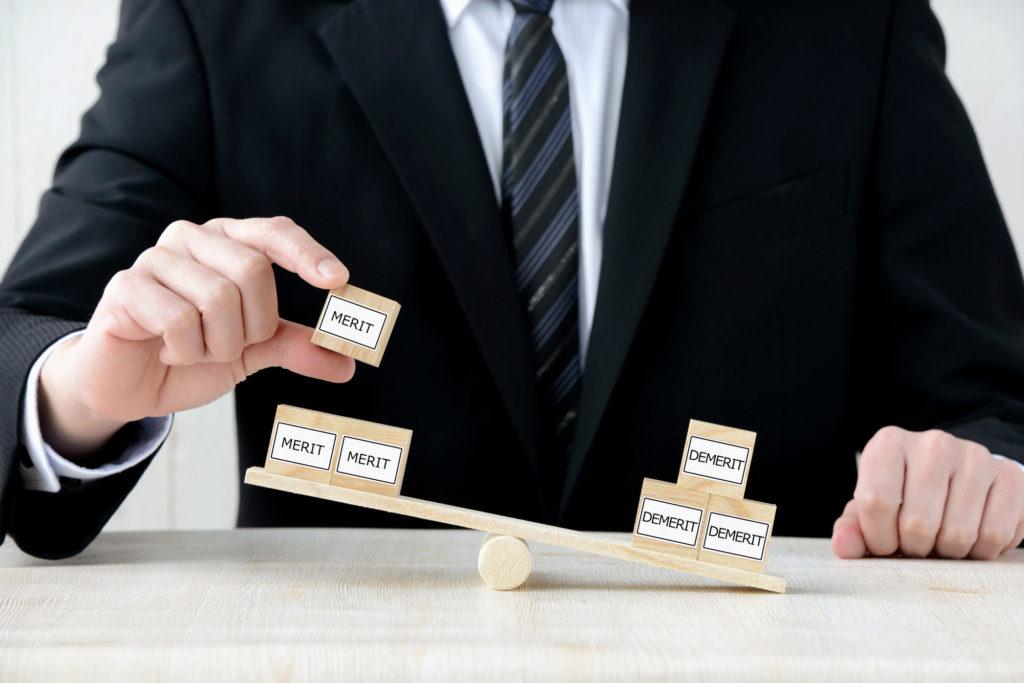 早期退職優遇制度のメリットとデメリットを比較